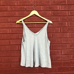 {Intimately Free People} Ribbed Tank